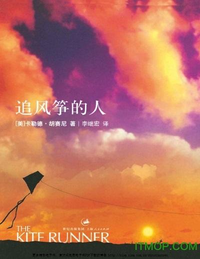 追风筝的人中文版pdf