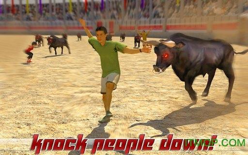 愤怒公牛模拟器(Angry Bull Simulator) v1.3 安卓版 0