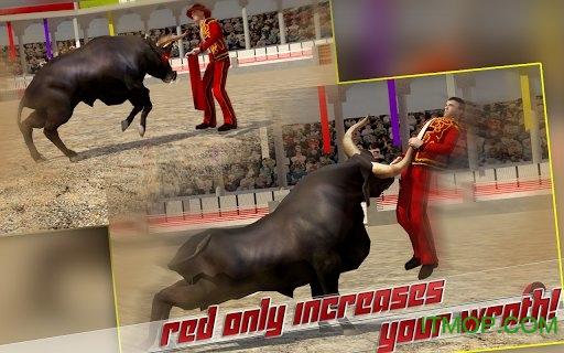 愤怒公牛模拟器(Angry Bull Simulator) v1.3 安卓版 1