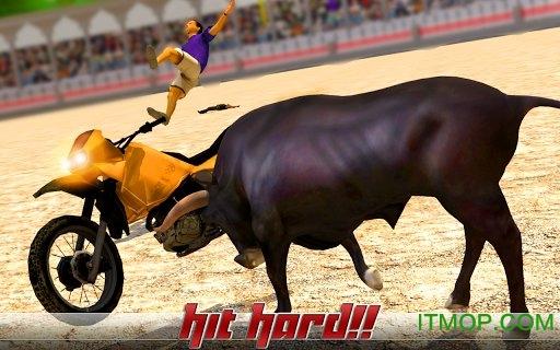 愤怒公牛模拟器(Angry Bull Simulator) v1.3 安卓版 3