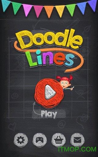 涂鸦连线(Doodle Lines) v1.1.9 安卓版 1