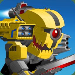 超级组合机器人无限金币版(Super Mechs)