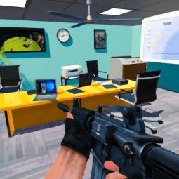 毁灭办公室游戏无限生命版