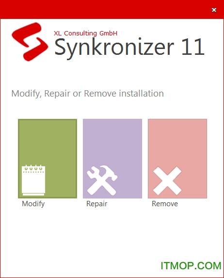 Synkronizer(Excel数据比较工具) v11.2 免费版 0