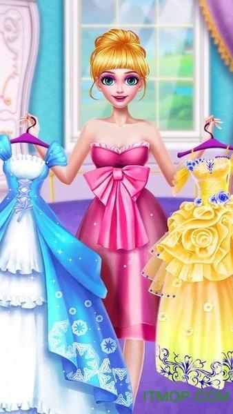 爱丽丝时尚换装游戏