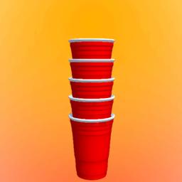 杯堆栈(Cup Stack)