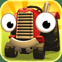 田间拖拉机(Tractor Trails)