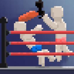 俄拳击赛无限金币版(Drunken Fights)