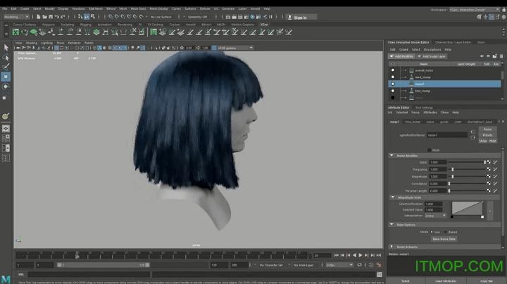 Autodesk Maya 2019中文破解版 免�M版 0