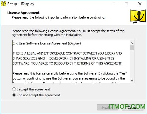 idisplay PC端 v3.1.0 官方版 0