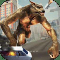 狼人3D模拟游戏