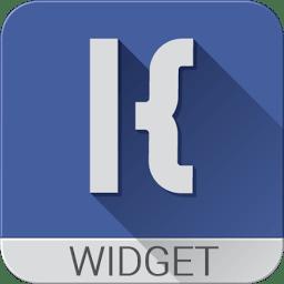 kustom widget 2020