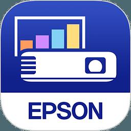 EPSON iProjection手�C投影