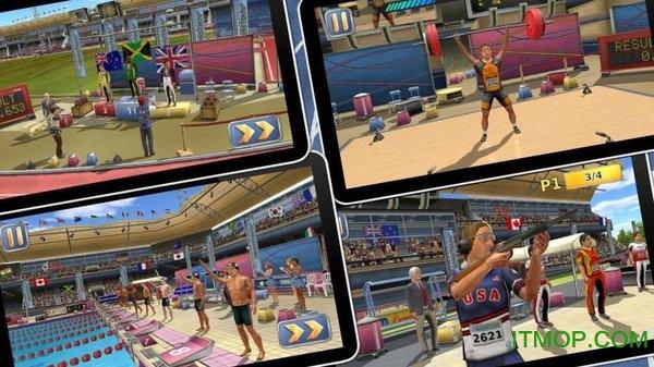 田径运动会2正版(athletics 2) v1.9.4 安卓完整版 2