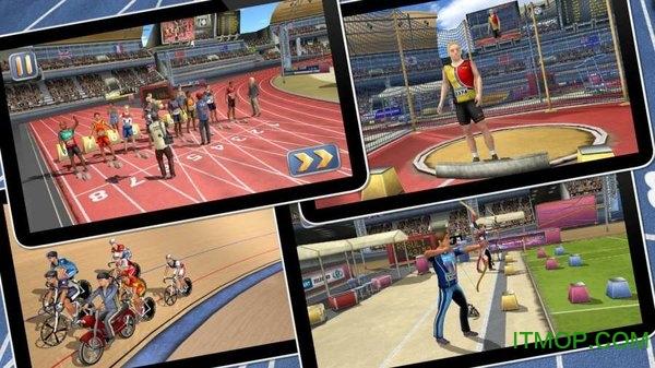 田径运动会2正版(athletics 2) v1.9.4 安卓完整版 3