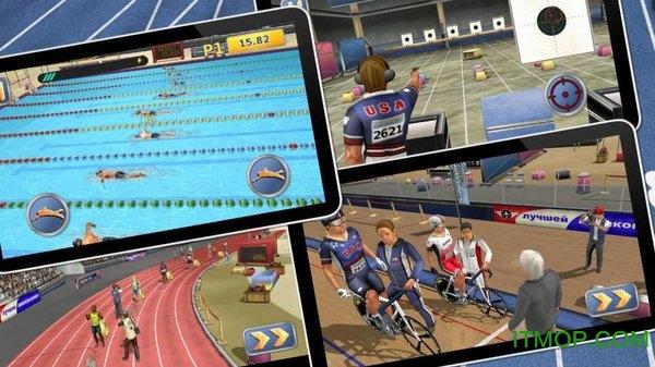 田径运动会2正版(athletics 2) v1.9.4 安卓完整版 1