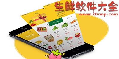 生鲜软件有哪些?最好的生鲜平台_生鲜app排行榜