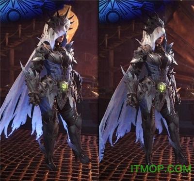 怪物猎人世界修身冥灯龙套装MOD 龙8娱乐平台 0