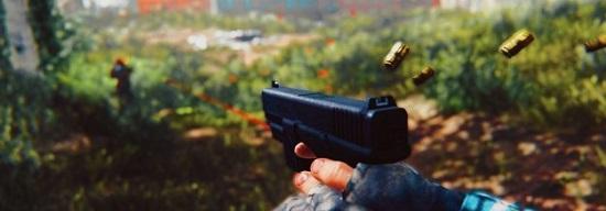 辐射4格洛克P80手枪MOD 免费版 0