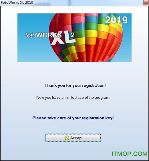 FotoWorks XL 2019破解版