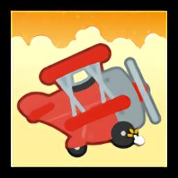 飞扬的飞机手机版(Flappy Furious)v1.2 安卓版