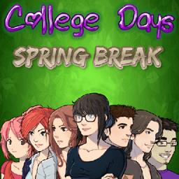 大学春假(college days spring break)