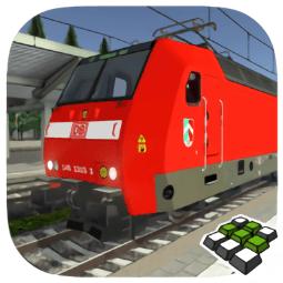 欧洲火车模拟器2中文版(Euro Train Sim 2)