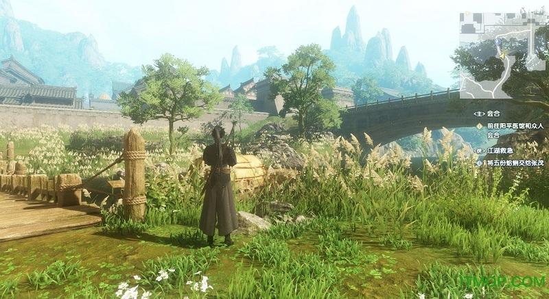 古剑奇谭3虚幻画面补丁