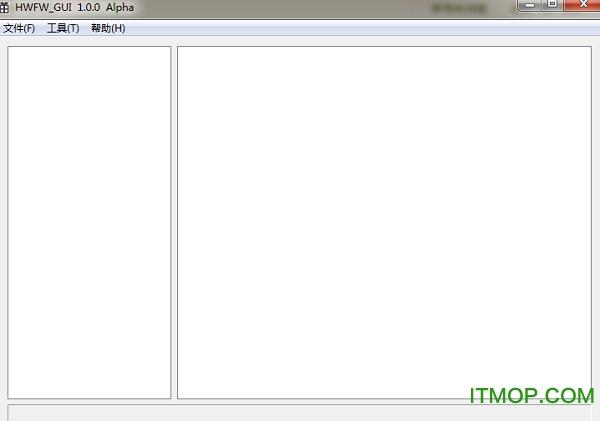 HWFW GUI(固件编辑) v1.0 绿色版 0