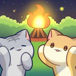 猫咪森林治愈露营游戏(Cat Forest)v1.9 安卓最新版