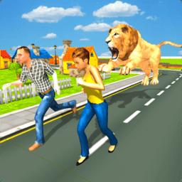 狂野狮子城市破坏(lion ramage 2020)v1.0 安卓版