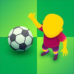 射�T英雄�荣�破解版(Slide Goal Hero)