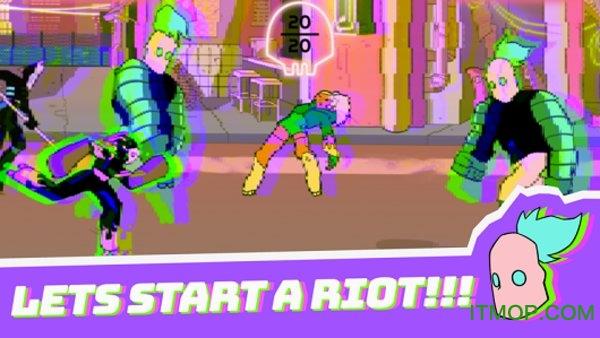滚轴暴动(Roller Riot) v1.0 安卓版 3