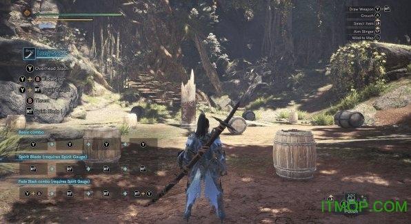 怪物猎人世界手柄按键提示补丁 绿色版 0