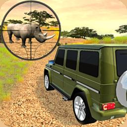 越野狩猎4x4无限金币破解版v2.1.2 安卓版