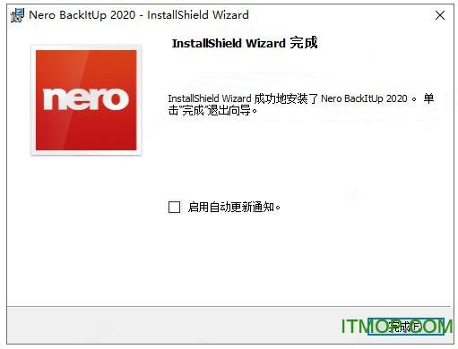 nero backitup 2020破解版