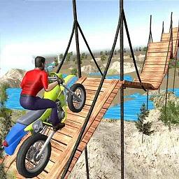 模拟摩托车驾驶游戏单机版