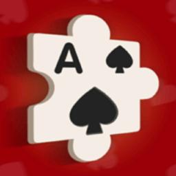 扑克拼拼图