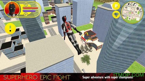 超级英雄史诗战斗 v1.0.0 安卓版 1