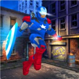 英雄机器人3D手机版