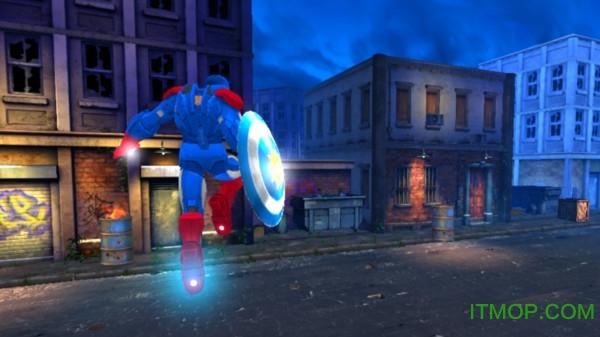 英雄�C器人3D
