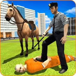 警察追逐模�M器