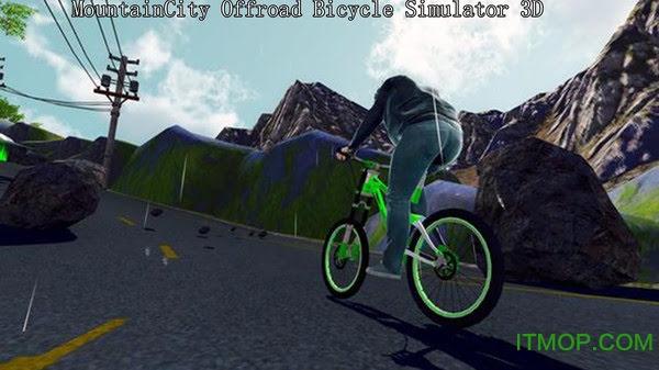 山地越野自行�模�M器手�C版 v1.2 安卓版 4
