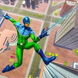 英雄冒险蜘蛛侠保卫和平