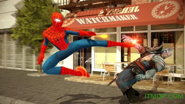 蜘蛛侠绳索超级英雄 v2.0 安卓版 1