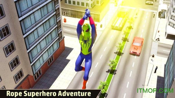 蜘蛛侠绳索超级英雄 v2.0 安卓版 2