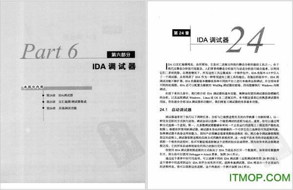 ida pro权威指南第二版PDF中文版  0
