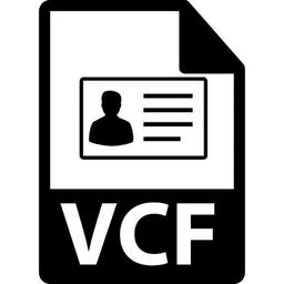 VCF文件生成工具v1.0 免费绿色版