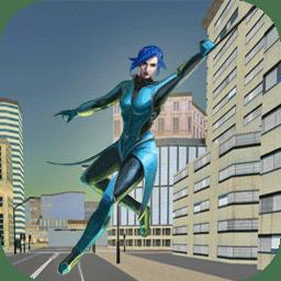 超级英雄女队长手游