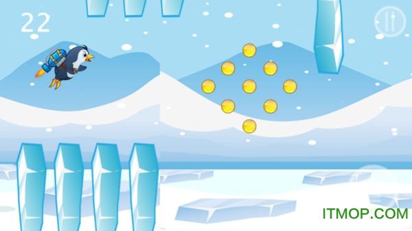 飞行小企鹅 v1.1 安卓版 2